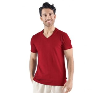 Men's Hemp/OC Urban V-neck T-shirt