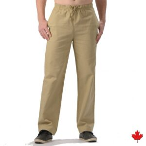 Hemp/OC Drawstring Pants