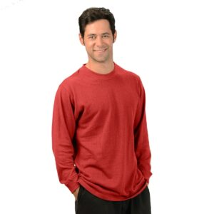 Men's Hemp Long Sleeve T-Shirt