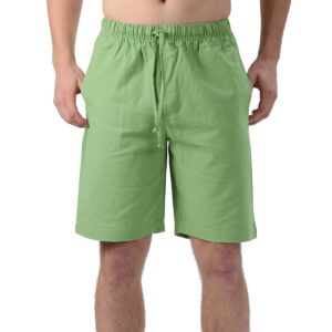 Men's Hemp Drawstring Shorts