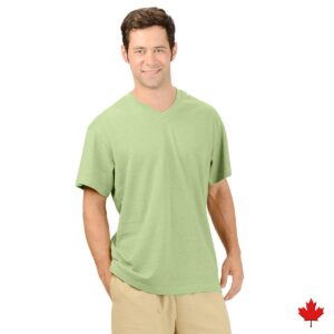Men's Hemp V-Neck T-Shirt