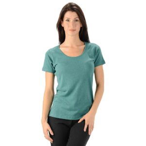Women's Hemp Scoop T-Shirt