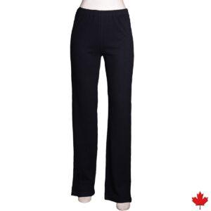Women's Hemp Low Rise Jersey Pants