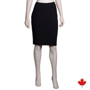 Women's Hemp Pencil Skirt