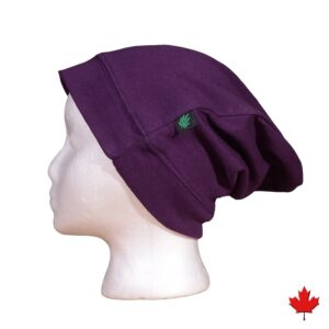 Hemp Slouchy Toque