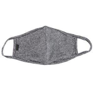 Reusable Micro Stripe Hemp Mask