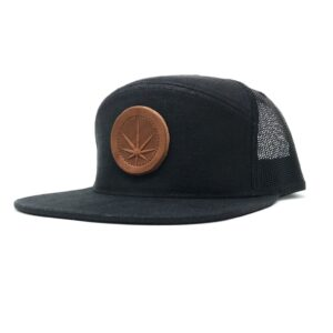 Patch Arch Trucker Cap