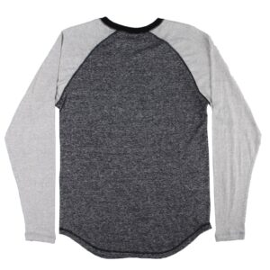 Men's Raglan Ashes Long Sleeve T-Shirt