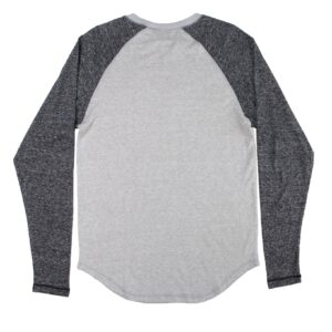 Men's Raglan Stoney Long Sleeve T-Shirt