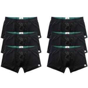 Men's Trunks Underwear x6 Pack