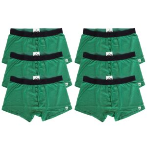 Men's Trunks Underwear x6 Pack