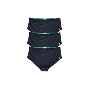 Women's High Waisted Underwear x3 Pack