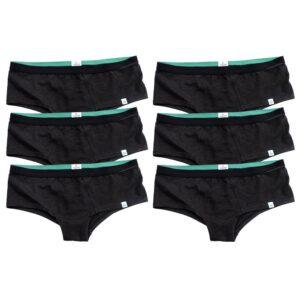 Women's Hipster Panties x6 Pack