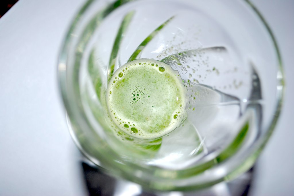 Raw Cannabis Juice